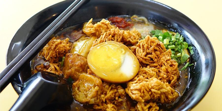 Popular chinese food