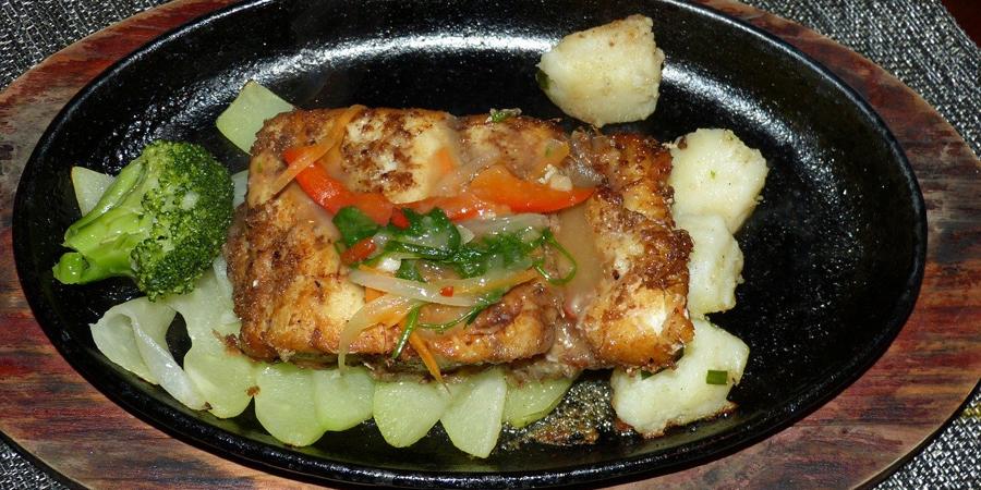 fancy fish item