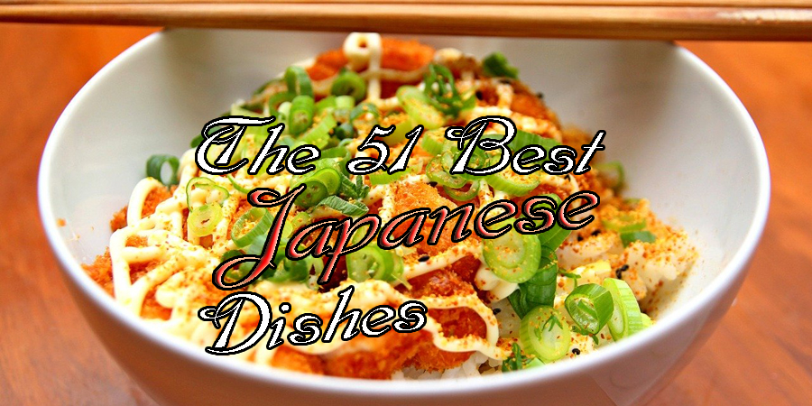 Popular Japanese Dishes