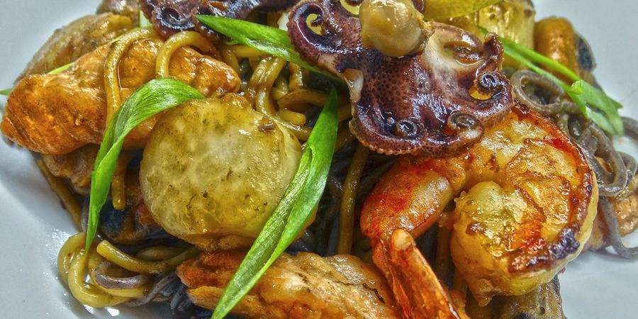 simple seafood