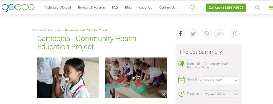 goeco public health education