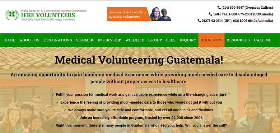 ifre gyatemala medical project