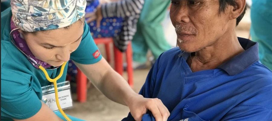 medical volunteering cambodia