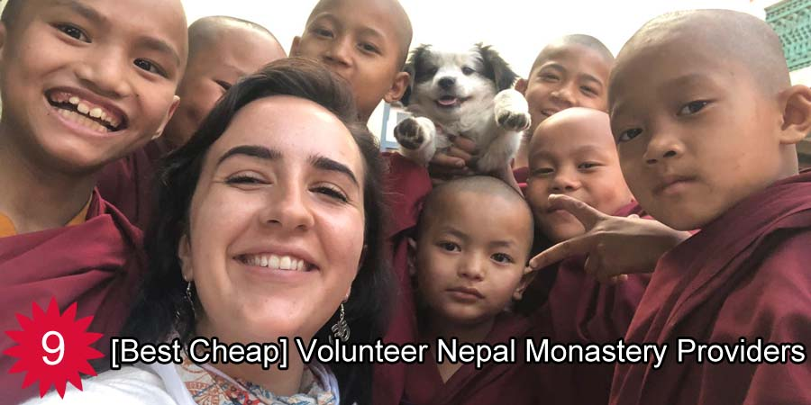 monstery nepal program