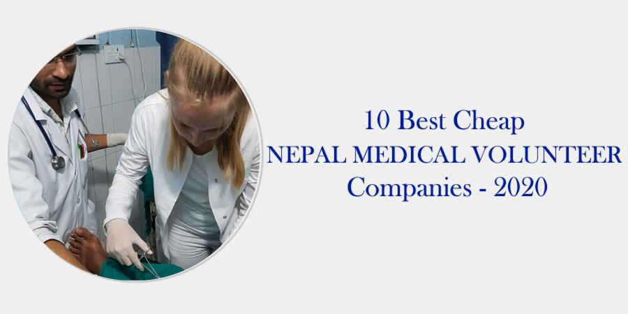 nepal medical volunteer