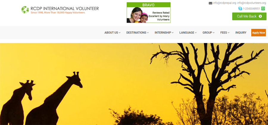 rcdp wildlife conservation southafrica