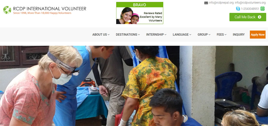 rcdp medical volunteering srilanka