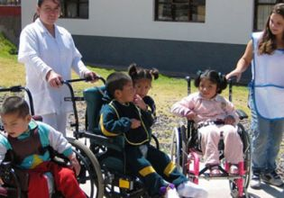 Disabled Children Support in Argentina - Over 20,000 Happy Volunteers since 2003
