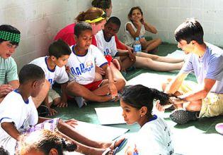 Volunteer with Children in Brazil-Over 22000 Happy Volunteers Since 2006