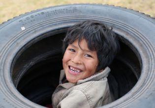 Street Children in Ecuador - Over 20,000 Happy Volunteers since 2003