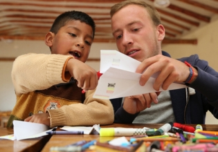 Orphanage in Guatemala - Over 20,000 Happy Volunteers since 2003