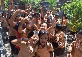 Teaching English in Bali - Over 20,000 Happy Volunteers since 2003