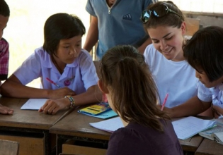 Orphanage Work in Cambodia - Over 20,000 Happy Volunteers since 2003