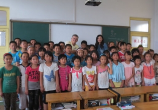 Teaching English in China - Over 20,000 Happy Volunteers since 2003