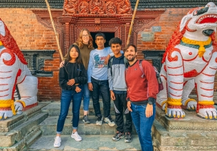 Photojournalism in Nepal - Over 20,000 Happy Volunteers since 2003