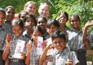 Volunteer Teaching English In India-Trusted By 18000 Volunteers Since 1998