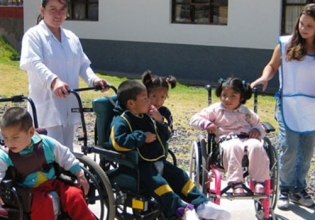 Disabled Children Internship in Argentina - Lowest Fees & Trusted since 2003