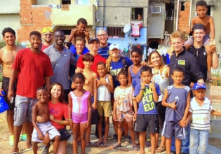 Childcare Internship in Brazil - Lowest Fees & Trusted since 2003