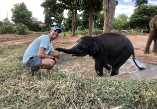 Elephant Support Internship in Thailand- Lowest Fees & Trusted since 2003