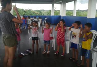 Teaching English in the Amazon