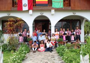 Teaching German in the Peruvian Amazon