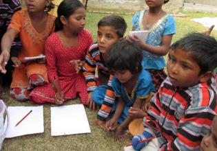 Child Development Volunteering in India