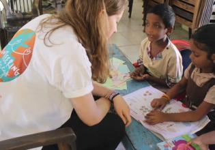 Teaching English Volunteer Kerela,  India