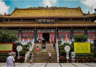 Tsing Ma - Lantau & Monastery Tour- One Day
