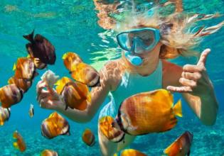 Blue Lagoon Padang Bai Snorkeling