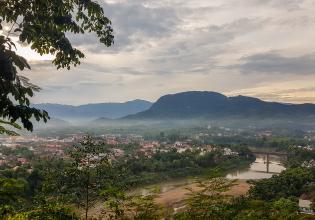 Family Journey in Luang Prabang