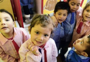 Early Childhood Development Center in Argentina