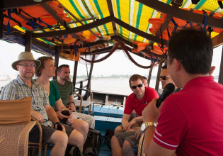 DELUXE HOCHIMINH STOPOVER PACKAGE 5DAYS 4NIGHTS