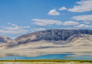 8-Day Tajikistan Fann Mountains Exploration