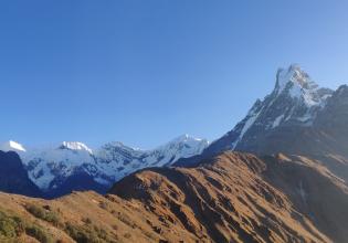 Mardi Himal Trek-11 Nights 12 Days