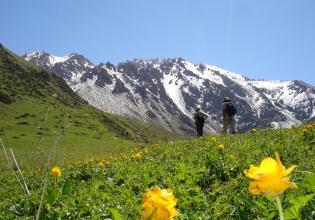 Colors of Kyrgyzstan