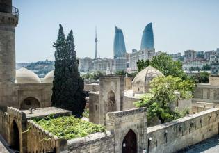 4 nights 5 days Baku Tour