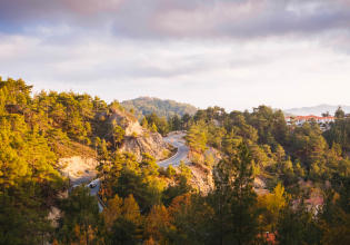 Troodos Mountains Food & Wine Small Group Day Tour with Picnic Lunch