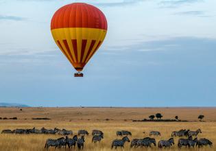 6 Days Karibu Kenya Luxury Safari Tour