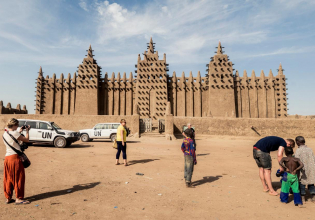 Djenne 3-Day Mosque and Market Tour from Bamako