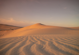 Golden Dunes Tour