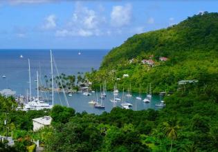 Full Day St. Lucia Tour