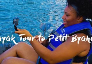 Kayak Tour to Petit Byahaut