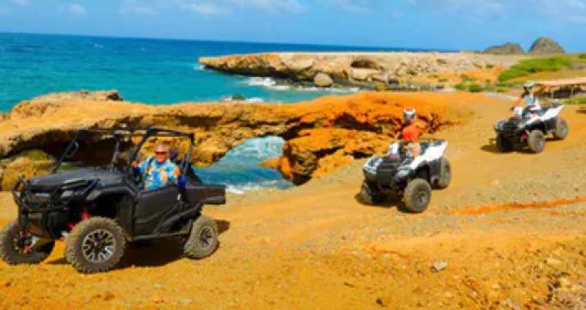 Discover Aruba by ATV