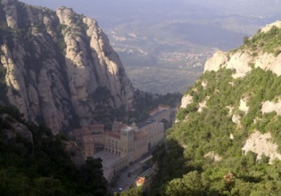 Magical night in Montserrat