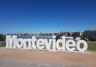 Private Walking Tour in Montevideo