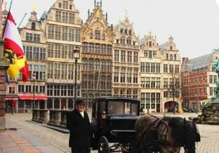 Antwerp Private Tour