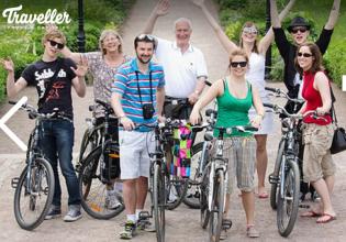 Beautiful Bike Tour to Kadriorg & Pirita