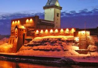 TOUR OF EASTERN ESTONIA