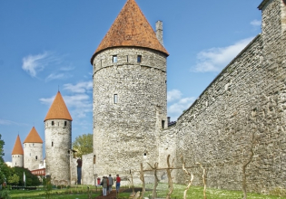 Castles of southern Estonia