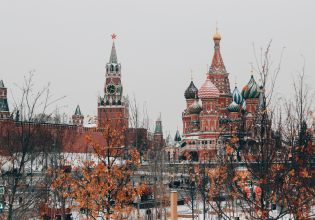 Saint Petersburg and Moscow